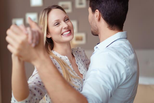 Tanzkurse für Singles - Gesellschaftstanz